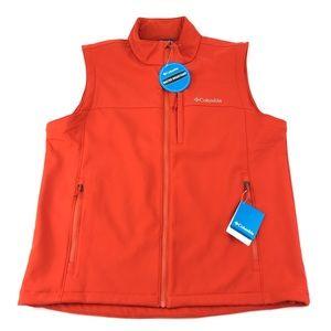 Columbia Men's Reed Lake EXS Softshell Vest